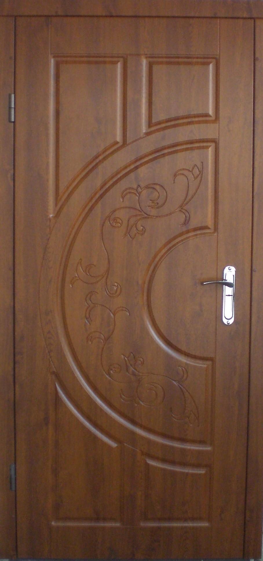 бронированые входные двери мдф