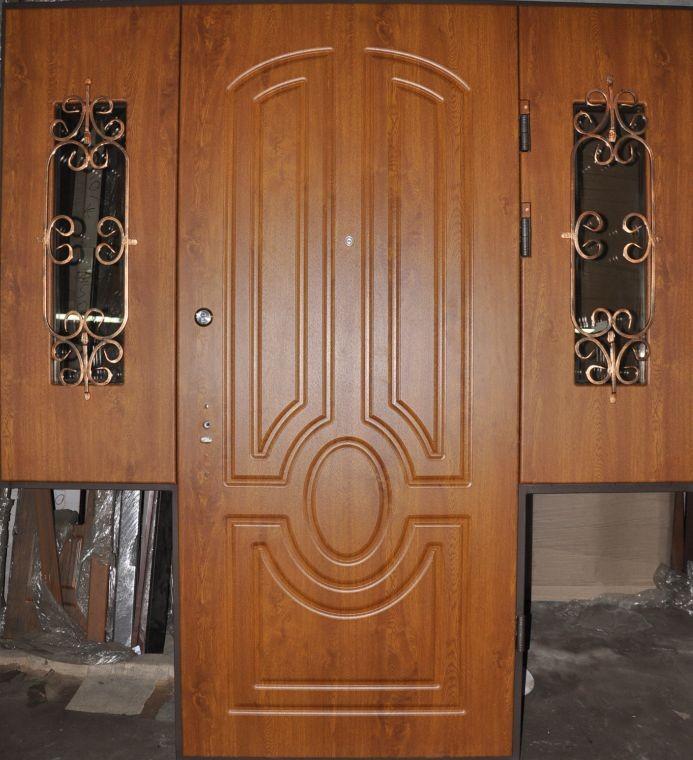 входная дверь с высоким шумоизолированном эффектом