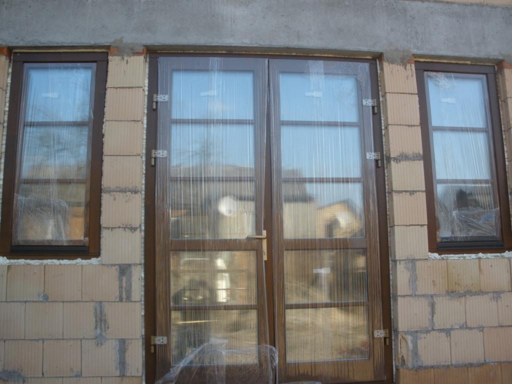 окно дверь входное