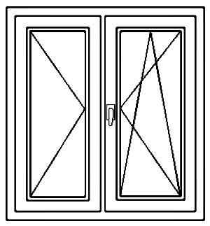 Принципы конструкции. . Окна из ПВХ. . Евроремонт.Ремонтно-строительные компании АЛЬТА. . Евроремонт, дизайн интерьера, архитект