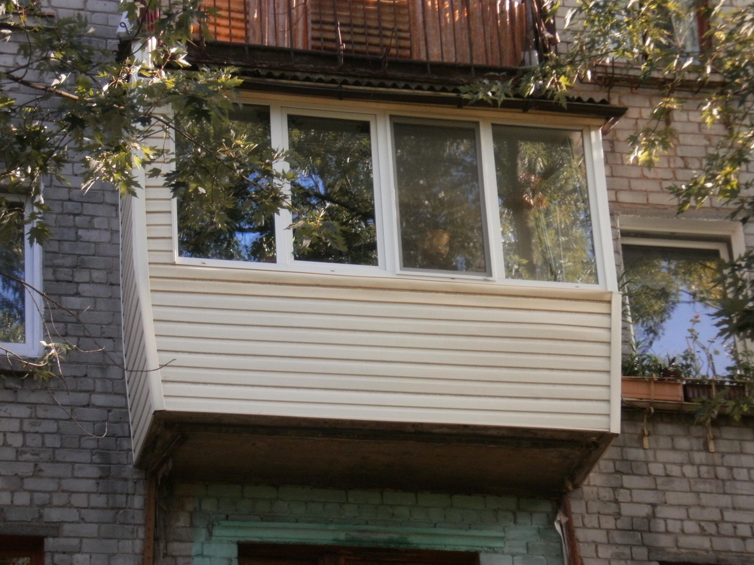 Балконы отделка снаружи интересные идеи своими руками.