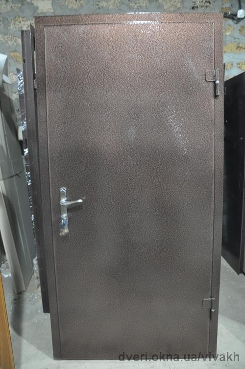 Железная дверь своими руками фото