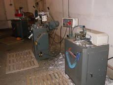 Продам полный комплект оборудования для производства ПВХ око