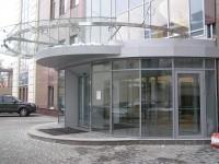 монтаж вентилируемых фасадов из керамогранита и гранита