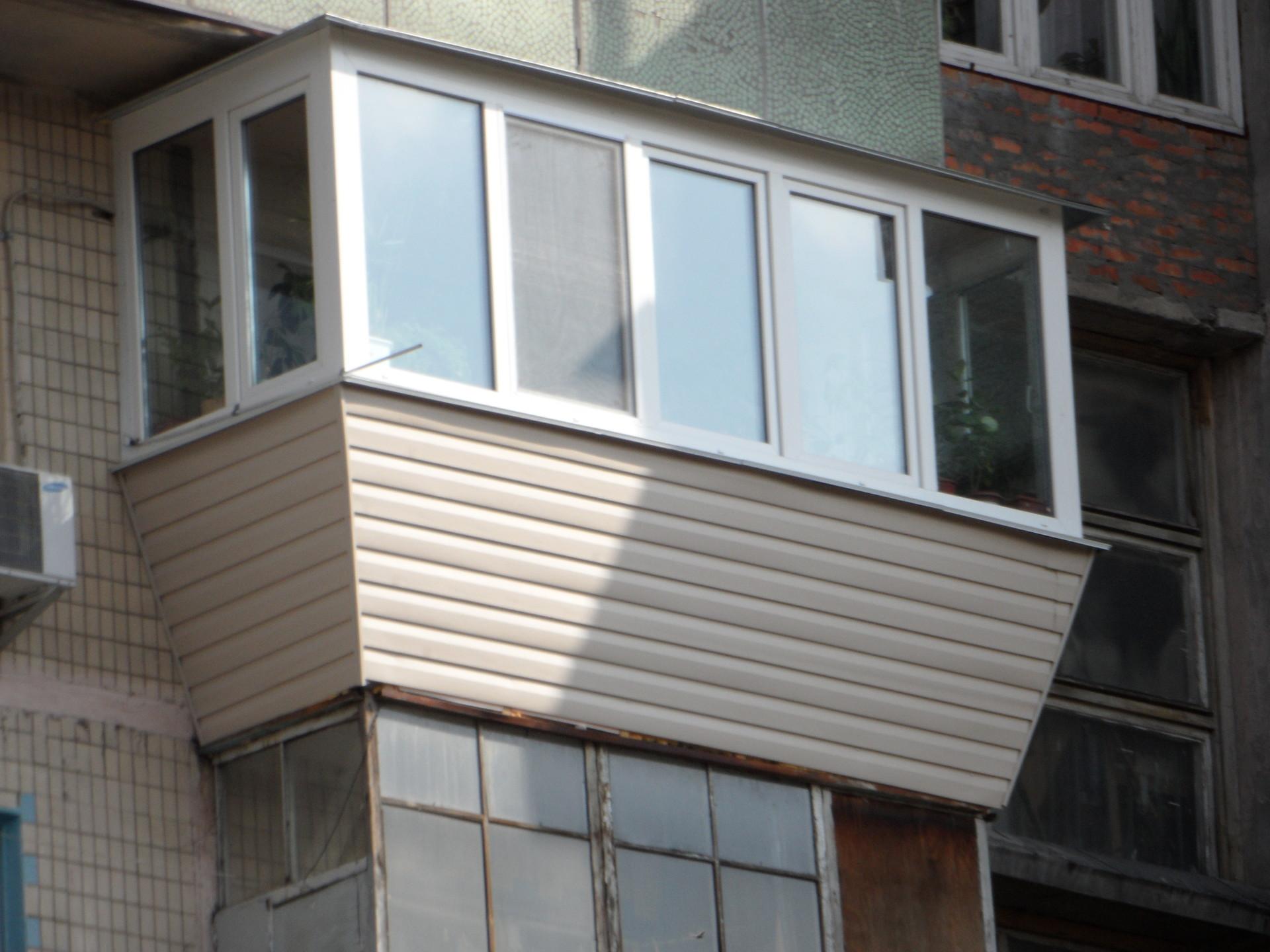 Балкон под ключ видное. - дизайн маленьких лоджий - каталог .
