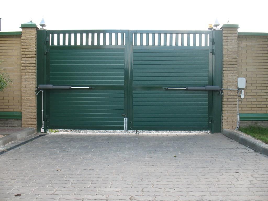 Иваново автоматические распашные ворота самодельныи электропривод ворот