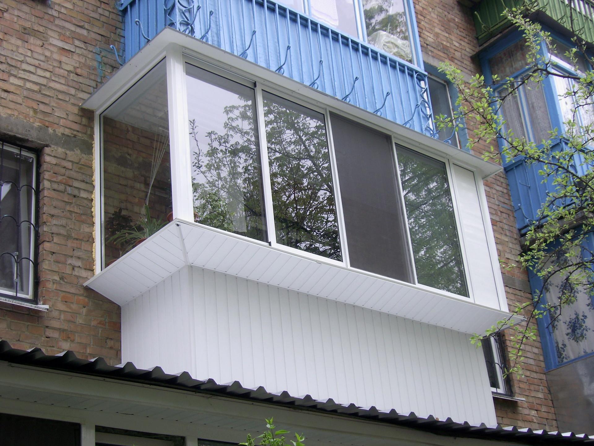 Выносное остекление балконов и лоджий своими руками: советы .