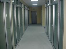 «Холодные» алюминиевые двери ASASH (Турция)