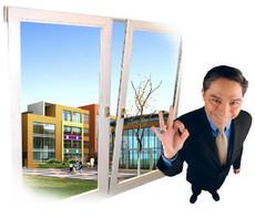 Балконы, двери, окна металлопластиковые
