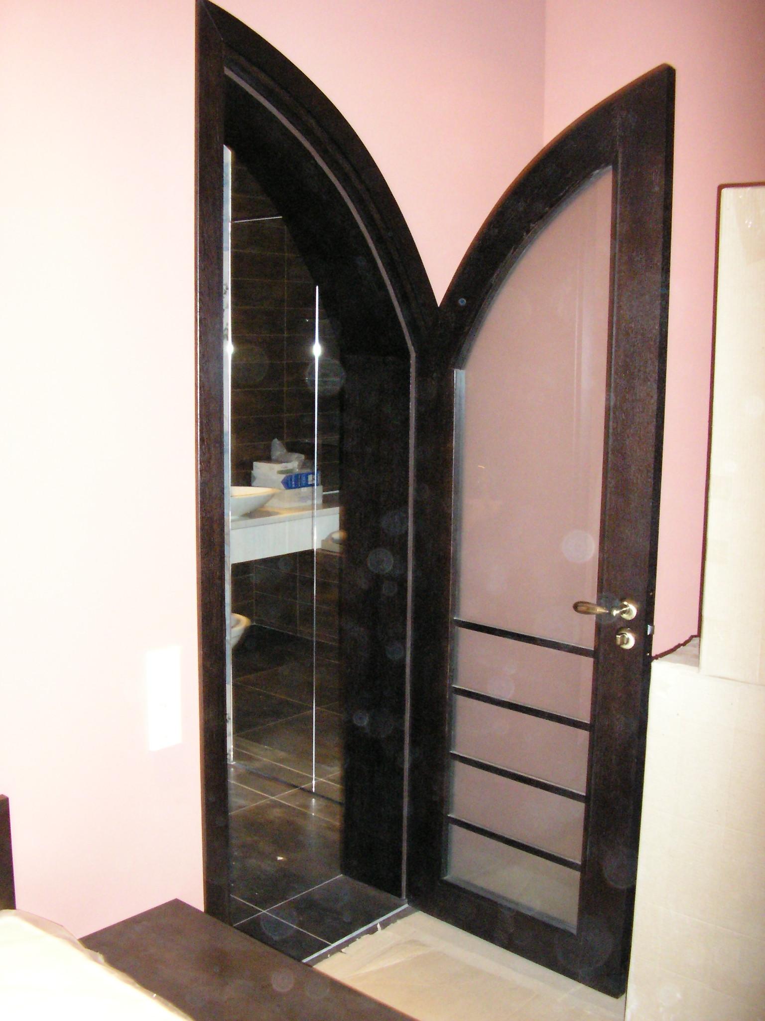 дверь металлическая в высокий проем
