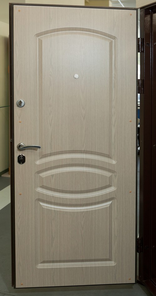 входные двери в квартиру мдф цена