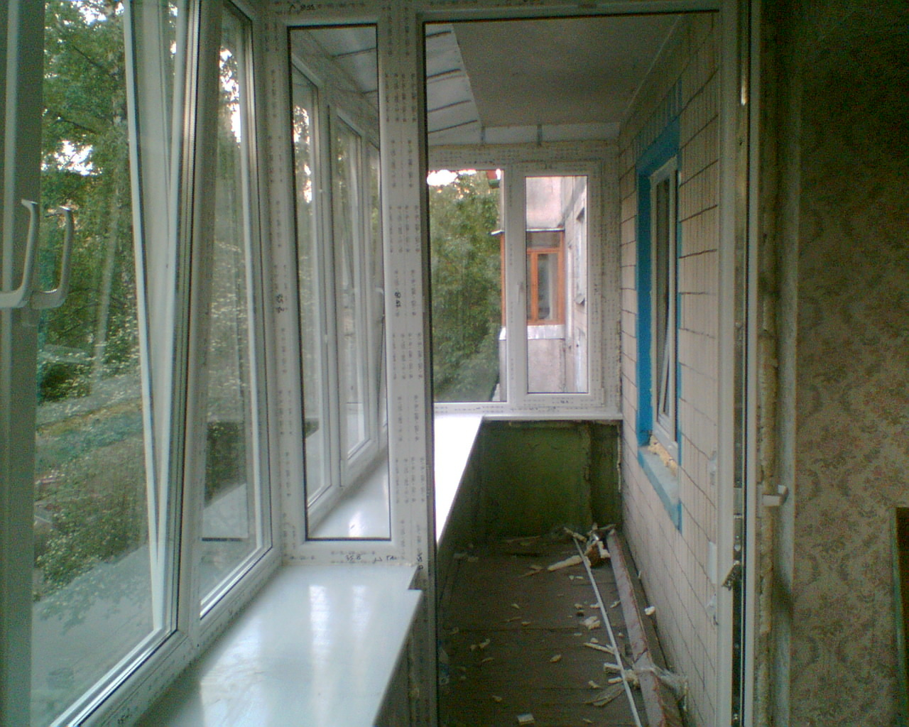 Фото: окна,двери,балконы металлопластиковые изготовление и у.