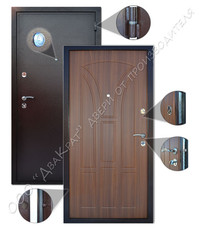 Входные металлические и межкомнатные двери из массива сосны