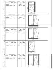 5-ти камерні вікна із зовн. ламінацією