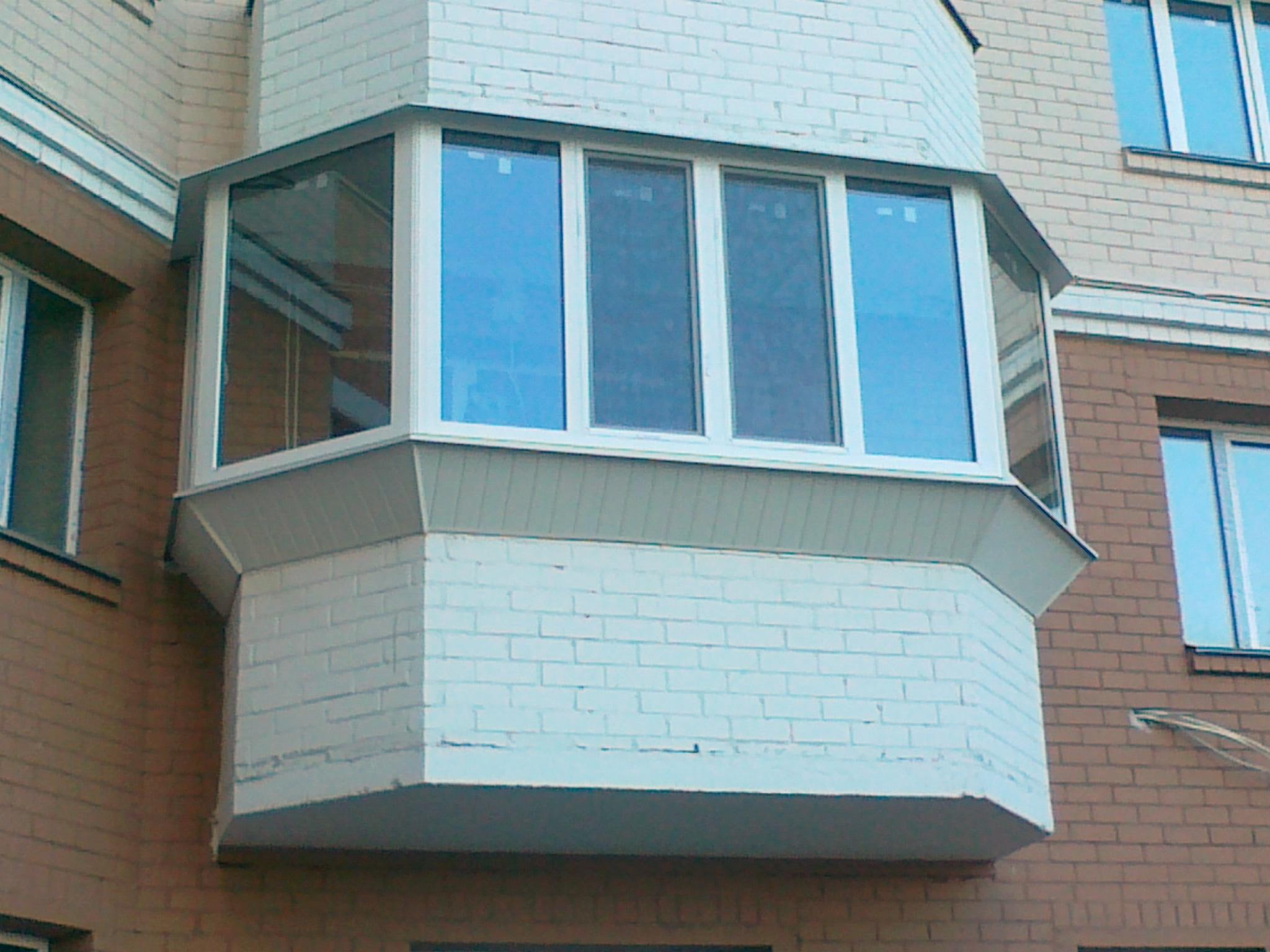 Пластиковые окна остекление балконов окна пвх в климовске.
