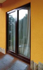 Элитные деревянные окна ООО ФРАМ в Житомире.