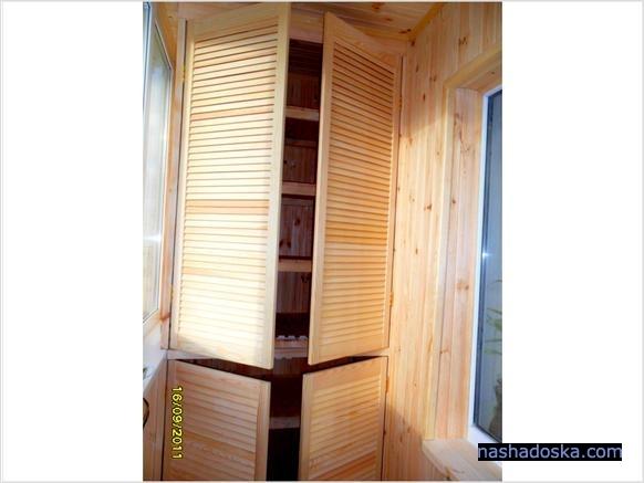 Обшивка балкона сборка шкафа. - наши работы - каталог статей.