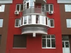 Балконы под ключ в Вышгороде и области
