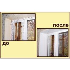 Откосы на окна и двери без посредников