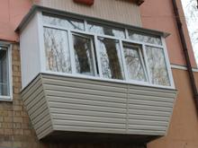 Балконы под ключ (Киев).