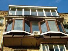Ремонт балконов (Киев).