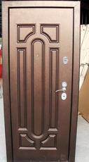 Двери входные со склада
