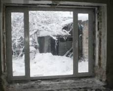 Металлопластиковое трехстворчатое окно ALMPlast Нежын