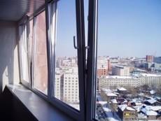 Четырехстворчатое окно Almplast Нежын