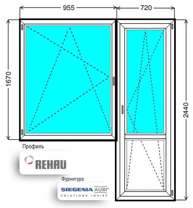 Пластиковые балконные двери разборка. - ухаживаем за окнами .