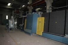 Стеклопакетная линия Lisec 2000 X 2500 с газ прессом и робот