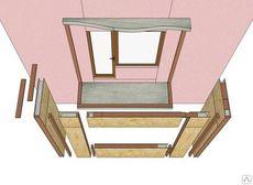 Ограждающие конструкции балконов, лоджий...