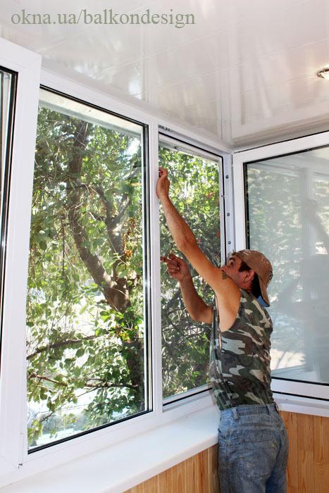 Остекление балконов и лоджий цены на работы. - ставим окна с.