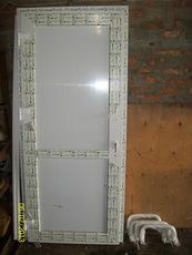 Продам металлопластиковые входные двери 2 шт
