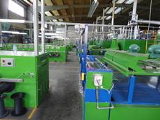 Оборудование для производства эмалированной проволоки и кабе