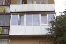 Балконы, лоджии в Киеве.