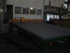 Оборудование для производства окон металлопластиковых Б/У. В