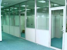 Алюминиевые входные двери, окна (холодные) Kurtoglu - 40 С