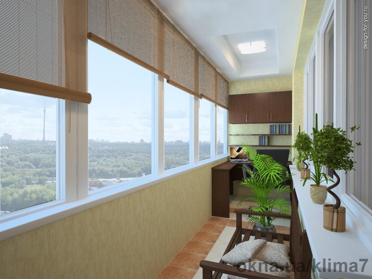 Варианты отделки балконов дизайн советы.