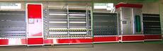 Стеклопакетная линия Alpresi Snc (Италия)