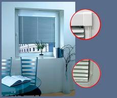 Горизонтальные жалюзи для металлопластиковых окон