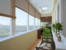 Балконные, оконные, дверные системы и их декор