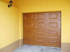 Заказать секционные гаражные ворота с монтажом.