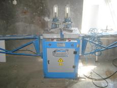 Оборудование по производству металлопластиковых окон.