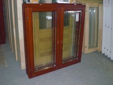 Деревяні вікна від виробника