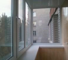 Балкон и лоджия металлопластиковые