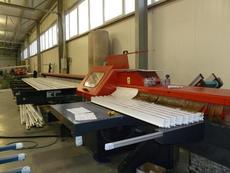 Комплект оборудования Линия STB - 2009 года, на 120 окон в 8