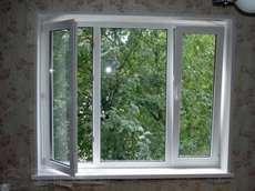 Окна в Николаеве.