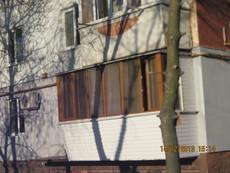 Балконные рамы, лоджии
