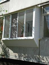 Балконы и ложии с выносом по ключ