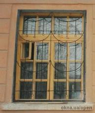 Решетки на окна в Николаеве. 290 грн/ метр квадратный.